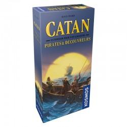 Catan : Pirates et Découvreurs 5-6 Joueurs