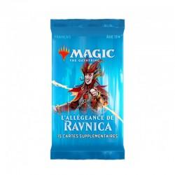 Magic the gathering : Booster l'Allégeance de Ravnica