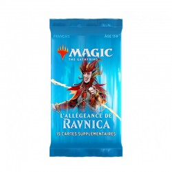 Magic the gathering : Booster l'Allégeance de Ravnica