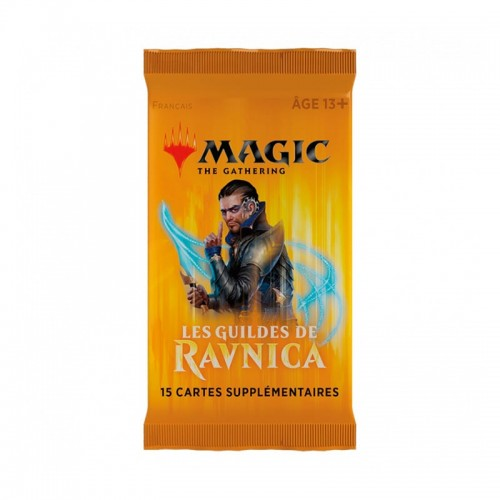 Magic the gathering : Booster Guildes de Ravnica