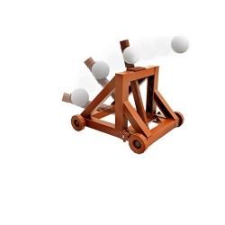 Kidzlabs Lance-pierre catapulte