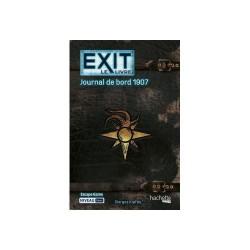Exit le Livre : Journal de Bord 1907