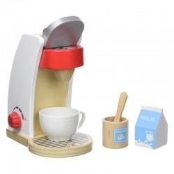 Machine à café blanche