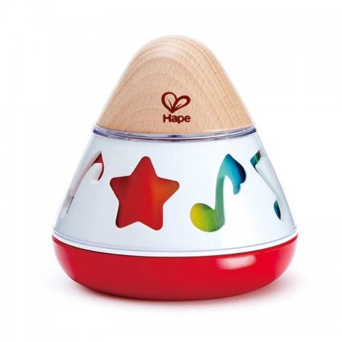 """Boîte à musique """"tourne en rond"""""""