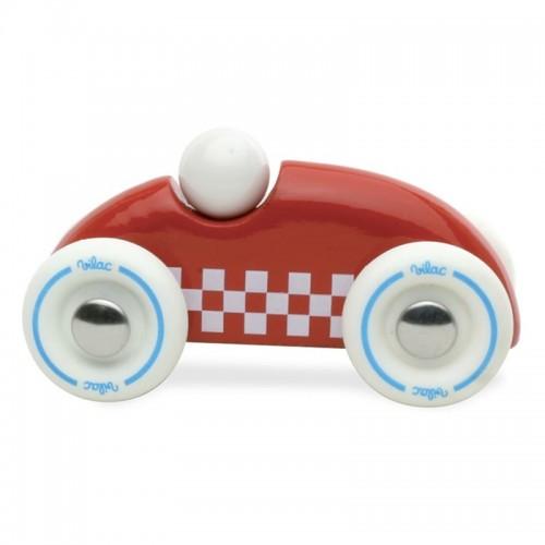 Mini rallye checkers rouge