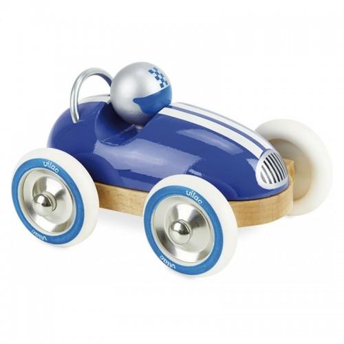 Roadster vintage bleu