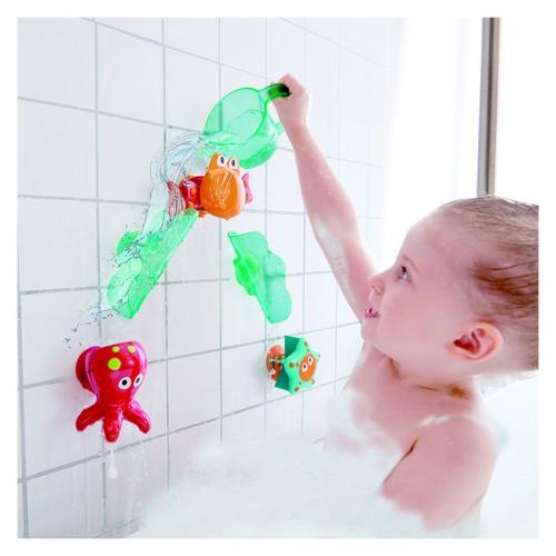 Cascade de bain