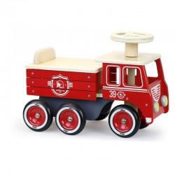 Porteur camion de pompier