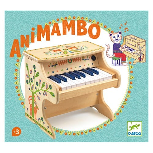 Animambo piano électronique