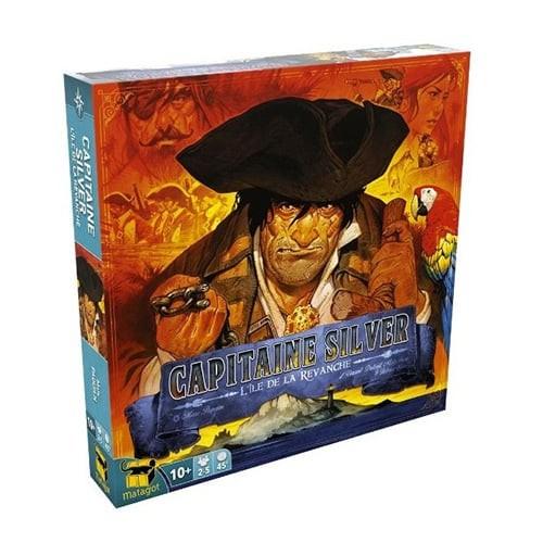 L'île au trésor : Capt Silver - L'île de la Revanche