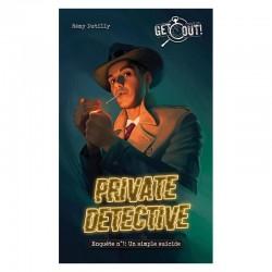 Private Detective : N°1 Un simple suicide