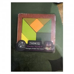 Tangram ThinkIQ Coaster 2