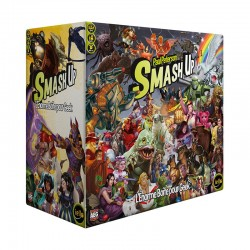 Smash Up : Enorme Boite Geek !