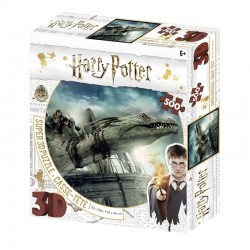 Puzzle Harry Potter 3D Image Norbert