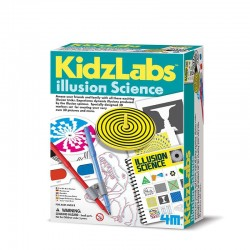 Kidzlabs Kit aux illusions