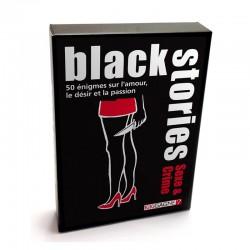Black Stories Sexe & Crime