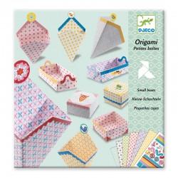 Origami: Petites boites