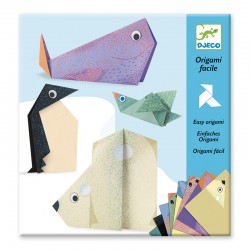 Origami : Animaux polaires