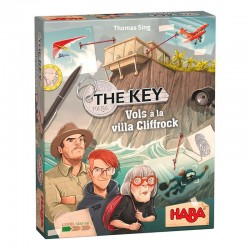The Key : Vols à la villa Cliffrock