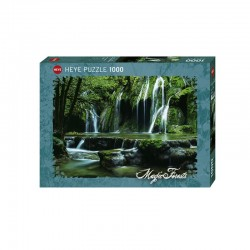 Puzzle Magic Forests : Cascades