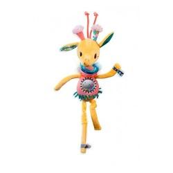 Hochet danseuse Zia la girafe