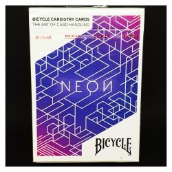 Cartes Bicycle : Neon Aurora
