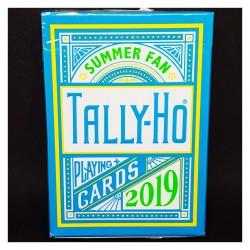 Cartes Tally Ho : Summer Fan