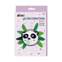 Avenir 3D Décoration - Panda