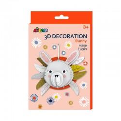 Avenir 3D Décoration - Lapin