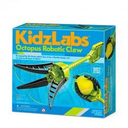 Kidzlabs : Griffe robotique Octopus