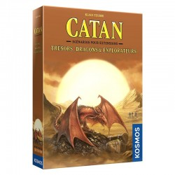 Catan : Trésors, Dragons & Explorateurs