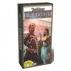 7 Wonders : Leaders ancienne edition