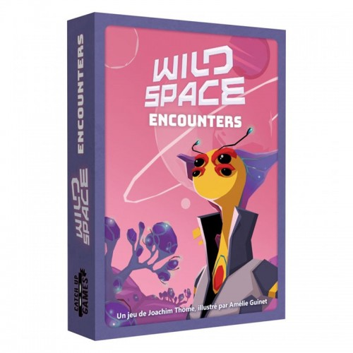Wild Space extension Encounters
