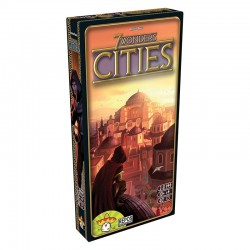 7 Wonders : Cities ancienne édition