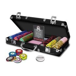 Malette Poker 300 jetons Royal