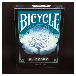 Cartes Bicycle Natural Disasters - Blizzard
