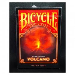 Cartes Bicycle Natural Disasters - Volcano