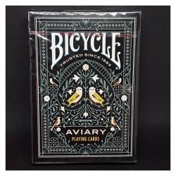 Cartes Bicycle Tiny Aviary