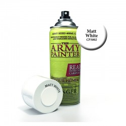 Army Painter : Base Primer - Matt White
