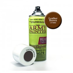 Army Painter : Base Primer - Leather Brown