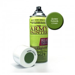 Army Painter : Base Primer - Army Green