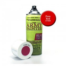 Army Painter : Base Primer - Pure Red