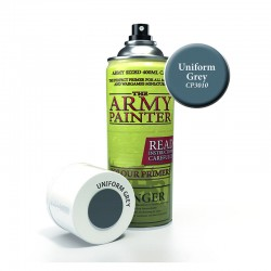 Army Painter : Base Primer - Uniform Grey