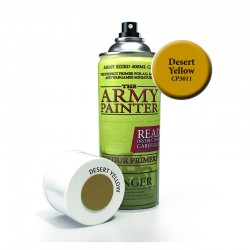 Army Painter : Base Primer - Desert Yellow
