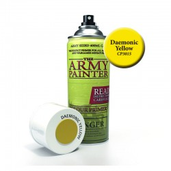 Army Painter : Base Primer - Daemonic Yellow