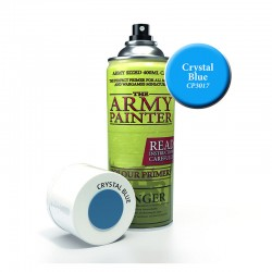 Army Painter : Base Primer - Crystal Blue