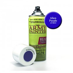 Army Painter : Base Primer - Alien Purple