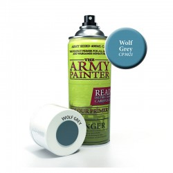 Army Painter : Base Primer - Wolf Grey