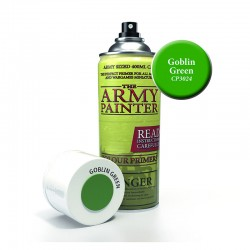 Army Painter : Base Primer - Goblin Green