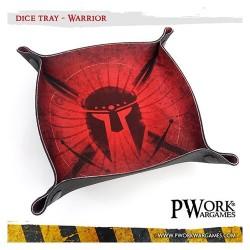Piste de dés néoprène - Warrior